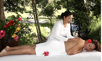 Massage at the Valle Escondido Country Club
